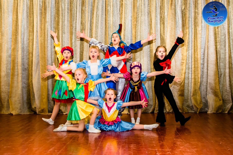 С петербург конкурс танцы